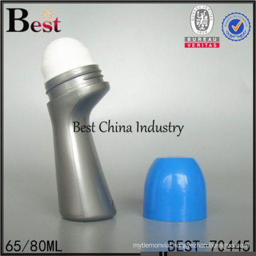 hot selling cosmetic roll on decoration plastic bottle wholesale in China