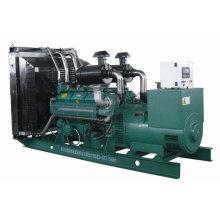 el generador diesel del wudong del precio barato 1000kva del fabricante de China fijó: