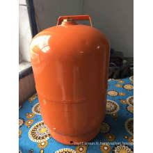 Cylindre de gaz LPG et réservoir de gaz en acier-5kg