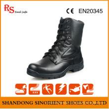 Изготовленная на заказ цена завода с подогревом военных сапог RS276