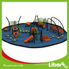 Gummi Matten Fußboden Park Klettern Serie Spider Spielplatz für Grundschüler