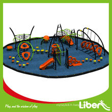 Revêtement de sol en caoutchouc Park Climbing Series Spider Playground for Primary School Student