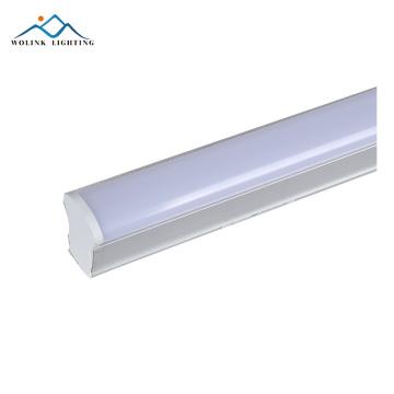 IP20 iluminación de ahorro de energía interior T5 T8 de aluminio SMD 2835 6w 9w 12w 15w 18w 18w llevó la luz del tubo