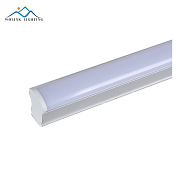 IP20 indoor energy saving lighting T5 T8 Aluminum SMD 2835 6w 9w 12w 15w 18w Led Tube Light