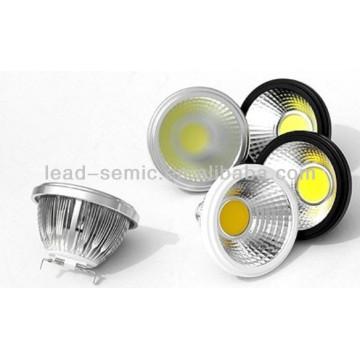 AR111 10/13/15w gu10/gx53/e27 led spot downlight