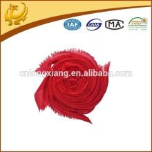 Echarpe en laine de brossé à l'écharpe