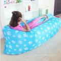 Fauler Sofa-aufblasbarer Bett-Luftauslass-Strand-Schlafsack im Freien