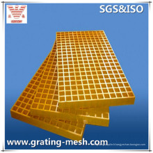 FRP / GRP Pultruded Grating for Stair Step