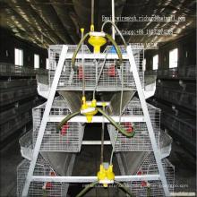 Hühnercoop-Hühnerkäfig-Industriegeflügel-Käfige Henhouse von China