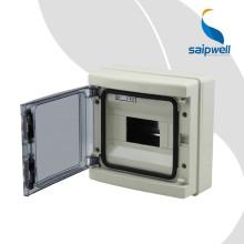 Saipwell IP65 imperméabilisent les nouvelles boîtes de distribution de haute qualité de la CE de boîte de distribution électrique de 8 manières