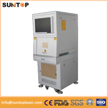 Zinc Plated Mild Steel Laser Marking Machine/Series Number Laser Marking