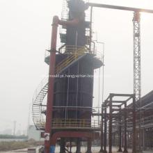 Converta óleo de motor residual na linha Diesel