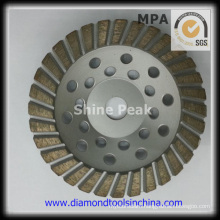 Turbo Grinding Cup Wheels for Concrete for Stone