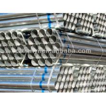 Tubo de aço pipe q235 galvanizado de aço
