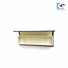 Sencai luxury magnetic paper box EVA insert embossing logo single wrist