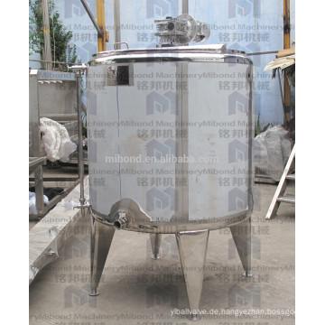 Industrieller Edelstahl-Molkereikühlschrank / Milchverarbeitungsbetriebs-Maschinerie-Maschinen-Ausrüstung für Verkauf