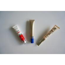 Tubo de plástico. Tubo flexível. Tubo flexível para embalagens de cosméticos (AM14120238)
