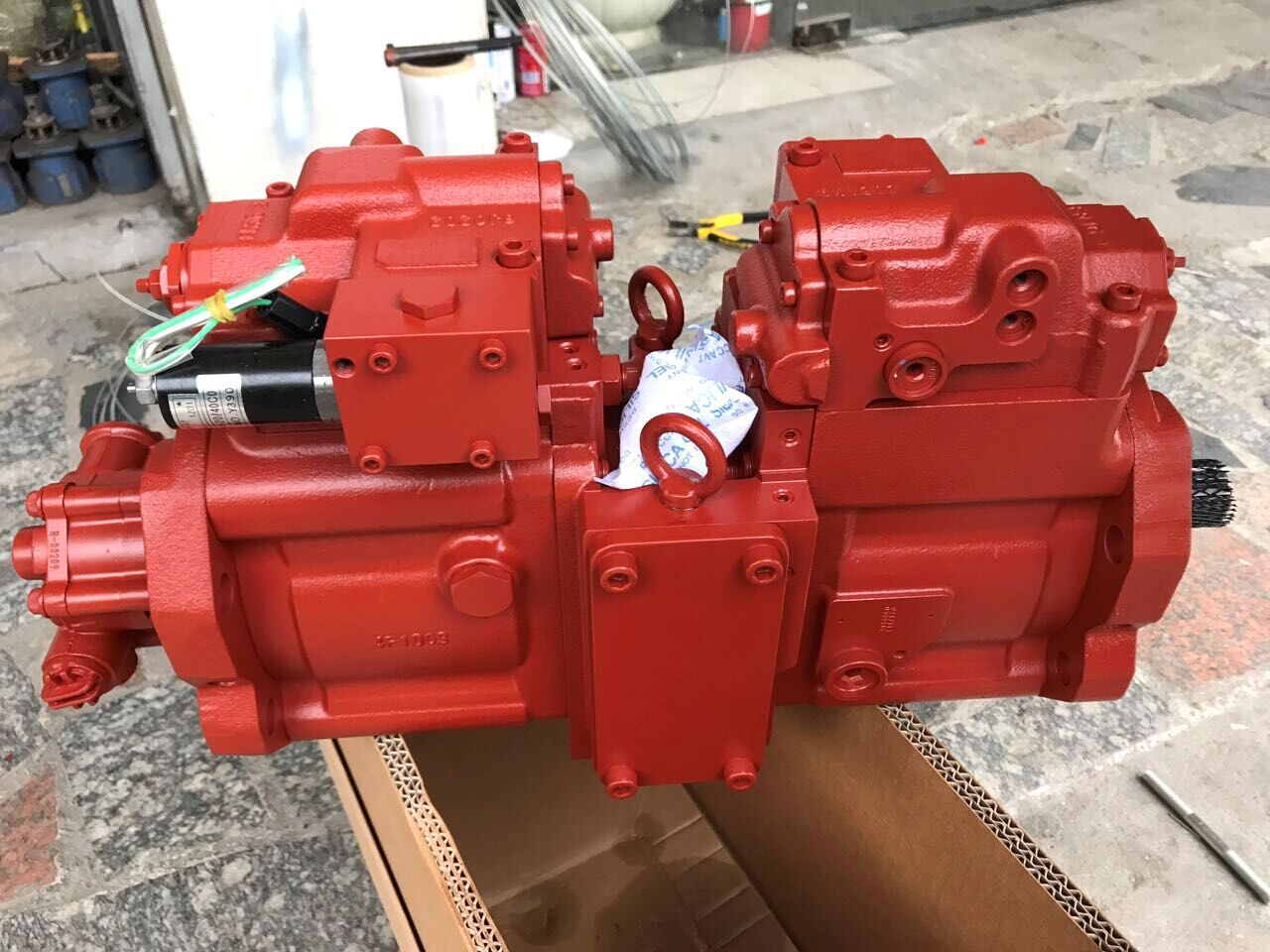 150-9 Wheel excavator Hydraulic Pump