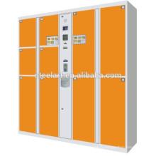 Plage utilisé sécurité haute qualité casier de stockage électronique à vendre