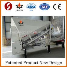 Calculadora de hormigón Mezcladora de cemento mini concrete mix plant