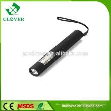 Alta qualidade 4 * AAA bateria 24 + 1W LED super brilhante luz de trabalho conduzida