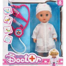 Juego de juguete Doctor Boy y Doctor Play
