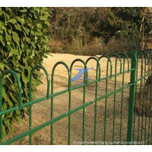 PVC Bow Top Fencing (TS-J90)