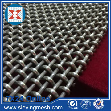 Meshes Woven Crimped Wire