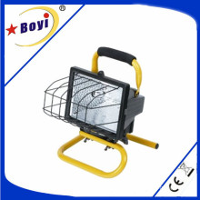 500W Halogen LED Work Light with CE, EMC, RoHS for Emergency, Portable, DIY
