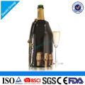 Gel Ice Pack Botella enfriador de vino enfriador