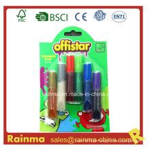 6ml Glitter Glue for School Stationery