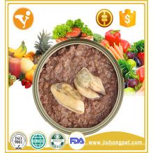 Влажные корма для домашних животных свежие и вкусные консервы из тунца