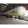 60 CBM Semirremolques Gas LPG