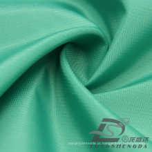 Water & Wind-Resistant Sportswear ao ar livre Down Jacket Tecido Twill Jacquard 100% Filamento Tecido de poliéster (53108B)
