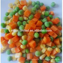 Vegetales mixtos congelados de alta calidad de China