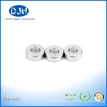 Очень сильный кольцевой магнит N48 для компонента громкоговорителя