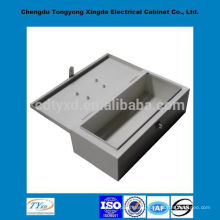 2014 professional OEM/ODM custom cheap metal stamping part for portable toolbox