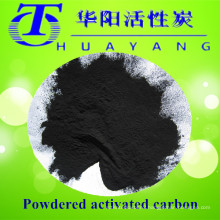 200 mesh wood based activated carbon for decolorizing