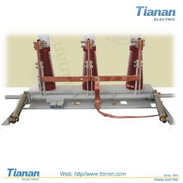 Interrupteur de mise à la terre à haute tension à l'intérieur de la série JT8-40.5 Series