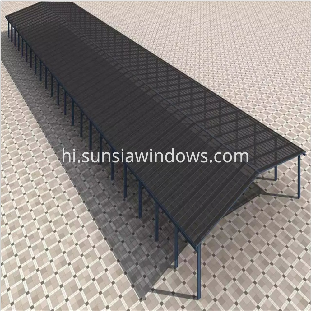 Carport Aluminum Buildings