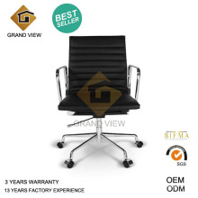 Black Leather Eames Ergonomic Office Chair (GV-EA117)
