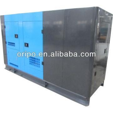 1800rpm soundproof power generator set 130kva/104kw powered by Cummins diesel engine 6BTA5.9-G2