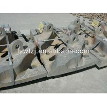 Casting Manganese Steel Linings