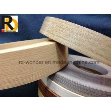 Woodgrain Möbel PVC Kantenband