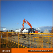 Canada Steel Construction Temporary Fencing for Sale