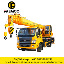 Telescopic Hydraulic Arm Crane For Trucks