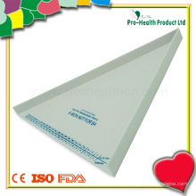 Triangle Professional Plastic Pill Tray