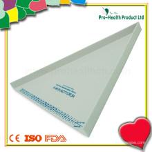 Треугольный профессиональный пластиковый таблеточный лоток