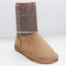Warm Winter Schnee Schuhe Frau Stiefel