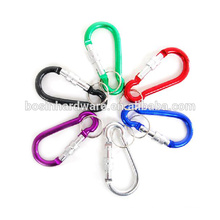 Fashion High Quality Metal Carabiner Keychain Wholesale